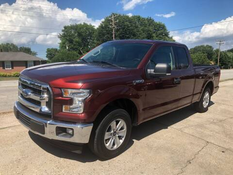 2017 Ford F-150 for sale at E Motors LLC in Anderson SC