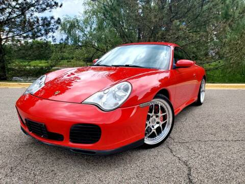 2002 Porsche 911 for sale at Excalibur Auto Sales in Palatine IL