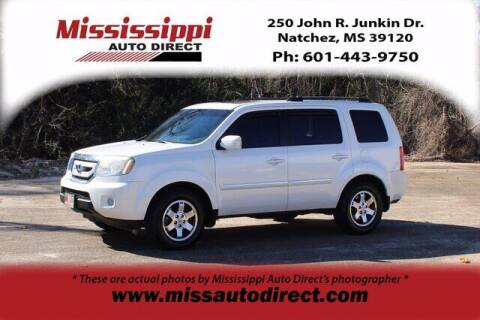 2011 Honda Pilot for sale at Auto Group South - Mississippi Auto Direct in Natchez MS