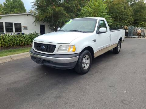 1999 Ford F-150 for sale at TR MOTORS in Gastonia NC