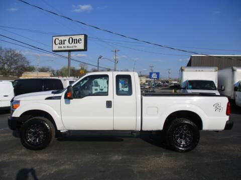 2016 Ford F-250 Super Duty for sale at Car One in Murfreesboro TN