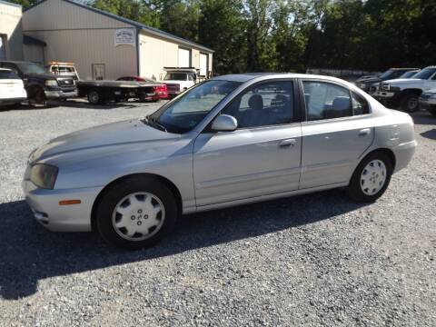 2004 Hyundai Elantra for sale at Country Side Auto Sales in East Berlin PA
