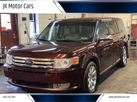 2010 Ford Flex for sale at JK Motor Cars in Pittsburgh PA