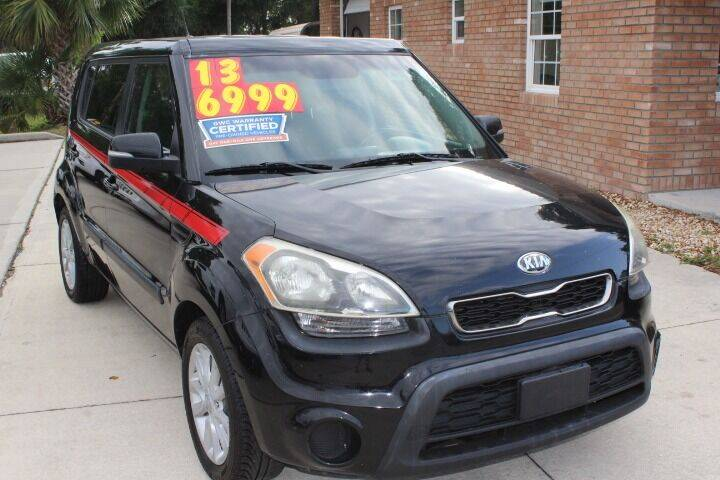 2013 Kia Soul for sale at MITCHELL AUTO ACQUISITION INC. in Edgewater FL