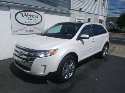 2011 Ford Edge for sale at VICTORY AUTO in Lewistown PA