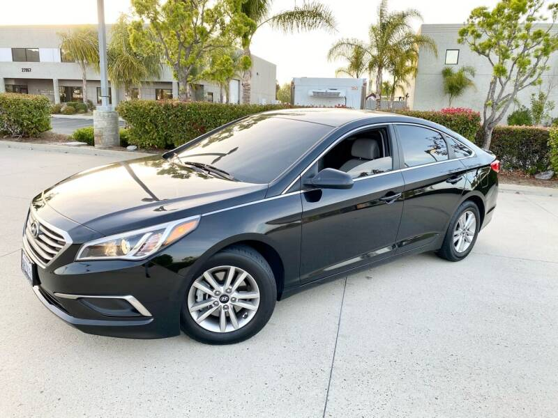 2016 Hyundai Sonata for sale at Destination Motors in Temecula CA