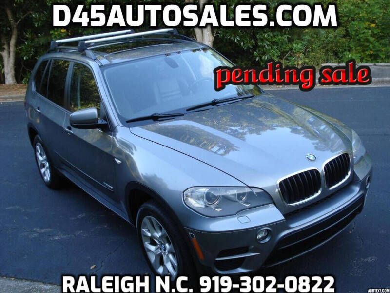 2012 BMW X5 for sale at D45 Auto Brokers in Raleigh NC