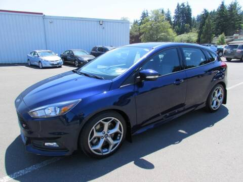 2017 Ford Focus for sale at 101 Budget Auto Sales in Coos Bay OR