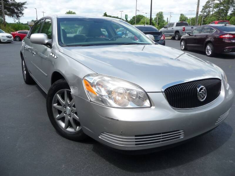 2007 Buick Lucerne for sale at Wade Hampton Auto Mart in Greer SC
