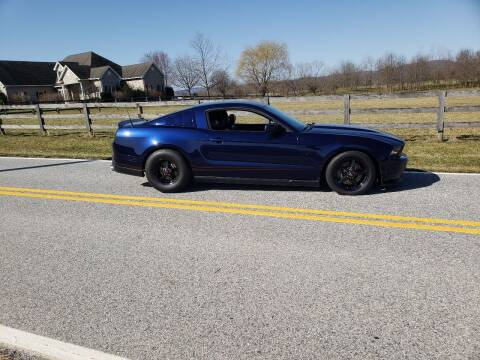 2011 Ford Mustang for sale at Kent Auto Group in Woodsboro MD