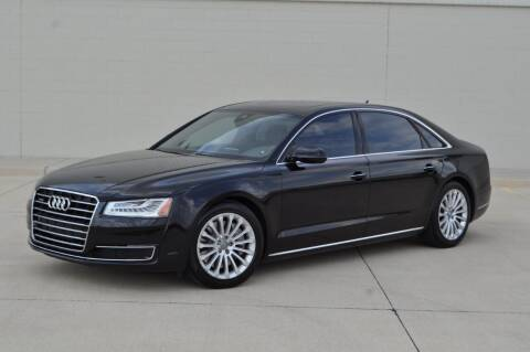 2015 Audi A8 L for sale at Select Motor Group in Macomb Township MI