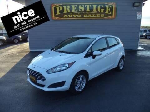 2017 Ford Fiesta for sale at PRESTIGE AUTO SALES in Spearfish SD