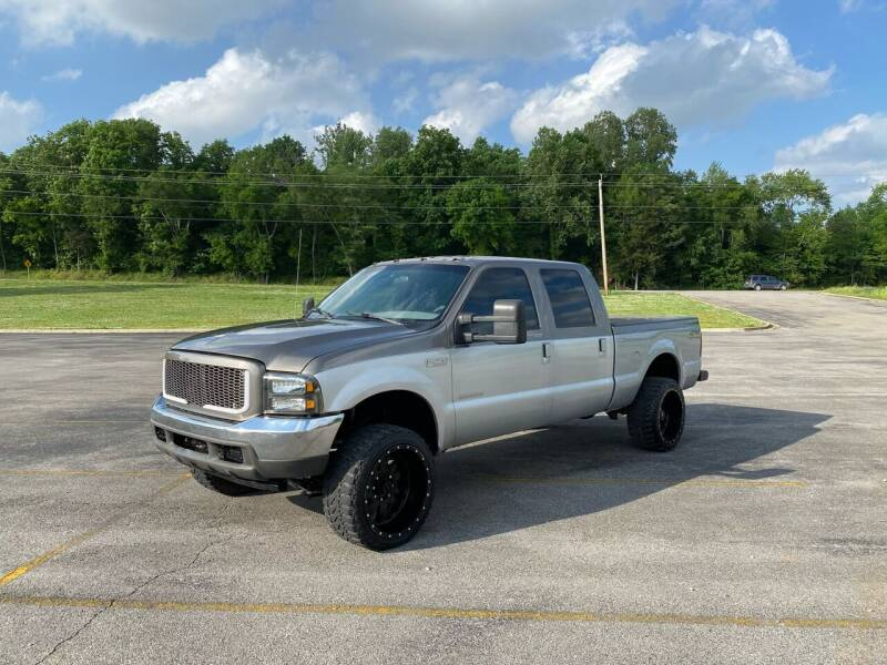 2001 Ford F-250 Super Duty for sale at Tennessee Valley Wholesale Autos LLC in Huntsville AL