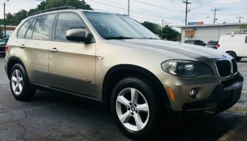 2007 BMW X5 for sale at RD Motors, Inc in Charlotte NC