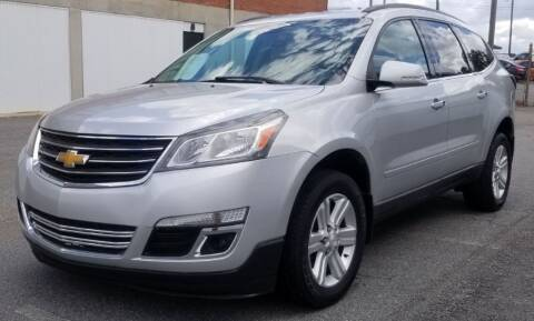 2013 Chevrolet Traverse for sale at Atlanta's Best Auto Brokers in Marietta GA