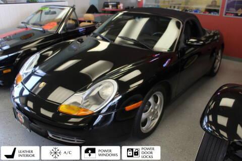 1997 Porsche Boxster for sale at Sabeti Motors in Tacoma WA