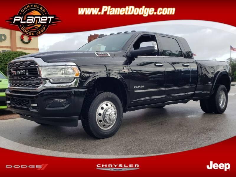2019 RAM Ram Pickup 3500 for sale at PLANET DODGE CHRYSLER JEEP in Miami FL