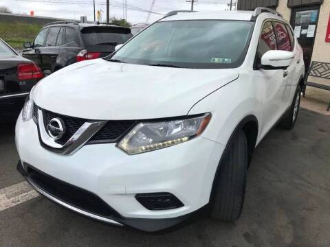 2015 Nissan Rogue for sale at Luxury Unlimited Auto Sales Inc. in Trevose PA