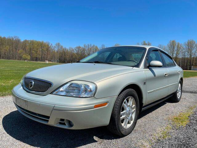 2004 Mercury Sable for sale at GOOD USED CARS INC in Ravenna OH
