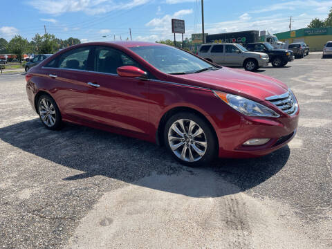 2011 Hyundai Sonata for sale at Ron's Used Cars in Sumter SC
