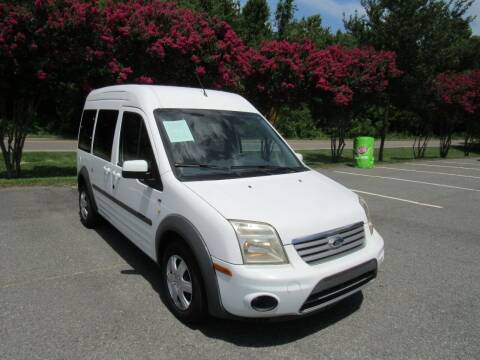 2011 Ford Transit Connect for sale at Pristine Auto Sales in Monroe NC