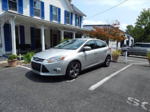2014 Ford Focus for sale at Elite Motors INC in Joppa MD
