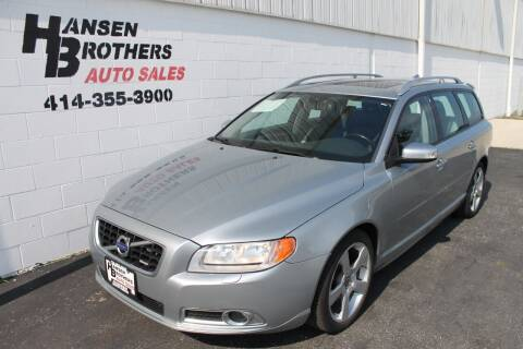 2010 Volvo V70 for sale at HANSEN BROTHERS AUTO SALES in Milwaukee WI