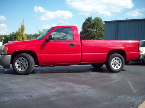 2006 GMC Sierra 1500 for sale at Whitney Motor CO in Merriam KS