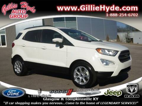 2018 Ford EcoSport for sale at Gillie Hyde Auto Group in Glasgow KY