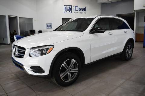 2018 Mercedes-Benz GLC for sale at iDeal Auto Imports in Eden Prairie MN
