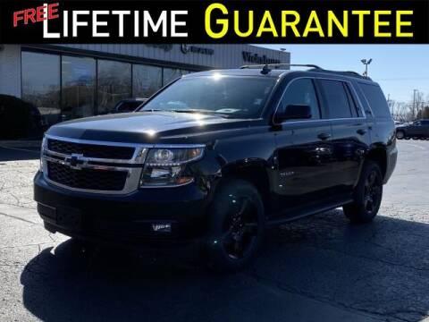 2017 Chevrolet Tahoe for sale at Vicksburg Chrysler Dodge Jeep Ram in Vicksburg MI