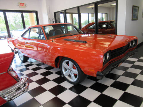 1969 Plymouth Roadrunner for sale at TAPP MOTORS INC in Owensboro KY