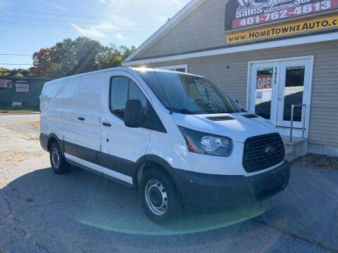 2016 Ford Transit Cargo for sale at Home Towne Auto Sales in North Smithfield RI