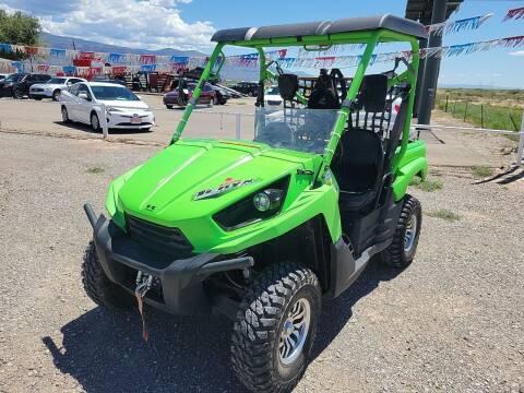 2011 Kawasaki Teryx  for sale at Bickham Used Cars in Alamogordo NM