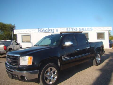 2011 GMC Sierra 1500 for sale at Rocky's Auto Sales in Corpus Christi TX