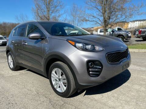 2019 Kia Sportage for sale at HERSHEY'S AUTO INC. in Monroe NY