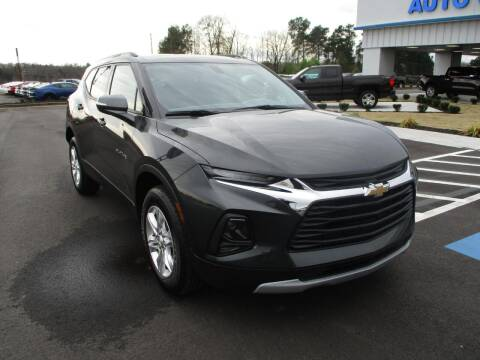 2020 Chevrolet Blazer for sale at Auto Gallery Chevrolet in Commerce GA