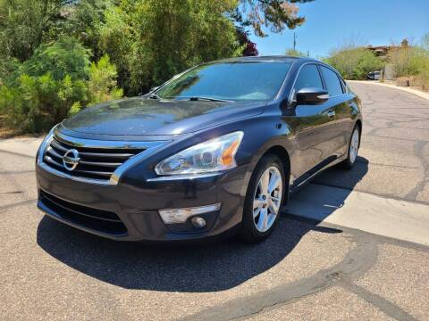 2015 Nissan Altima for sale at BUY RIGHT AUTO SALES in Phoenix AZ