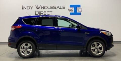 2013 Ford Escape for sale at Indy Wholesale Direct in Carmel IN