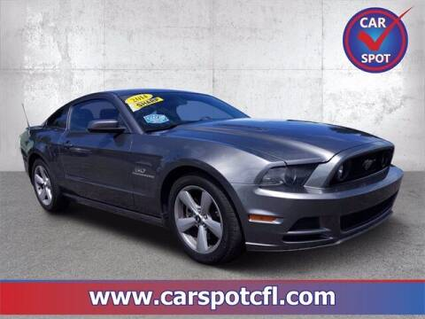 2014 Ford Mustang for sale at Car Spot Of Central Florida in Melbourne FL