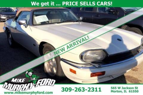 1995 Jaguar XJ-Series for sale at Mike Murphy Ford in Morton IL