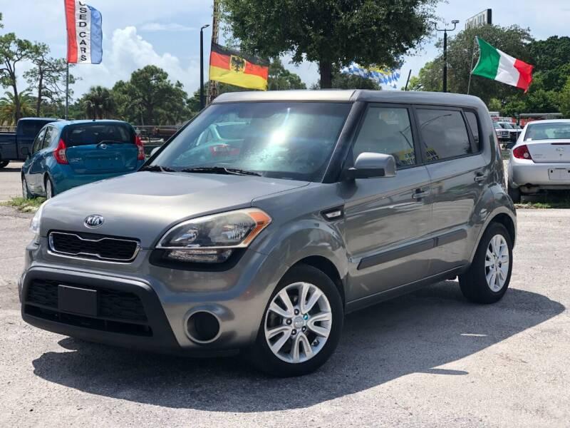 2013 Kia Soul for sale at Pro Cars Of Sarasota Inc in Sarasota FL
