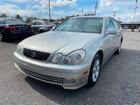 2001 Lexus GS 300 for sale at Signal Imports INC in Spartanburg SC