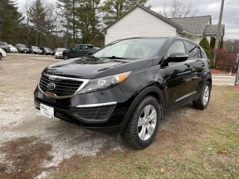 2012 Kia Sportage for sale at Williston Economy Motors in Williston VT