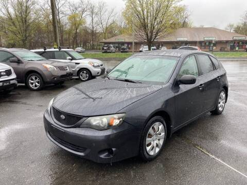 2008 Subaru Impreza for sale at ENFIELD STREET AUTO SALES in Enfield CT