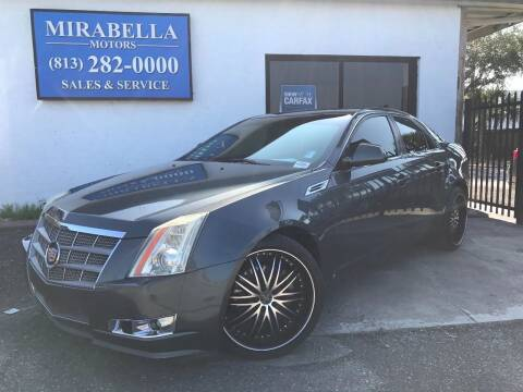 2008 Cadillac CTS for sale at Mirabella Motors in Tampa FL