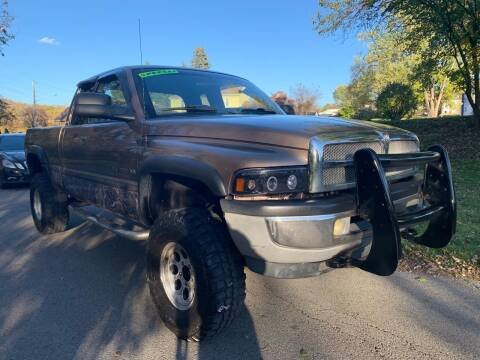 2001 Dodge Ram Pickup 1500 for sale at Trocci's Auto Sales in West Pittsburg PA