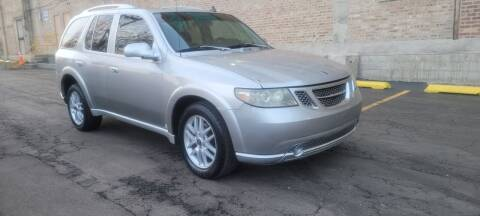 2008 Saab 9-7X for sale at U.S. Auto Group in Chicago IL