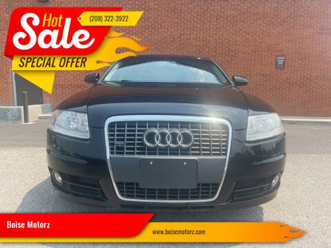 2008 Audi A6 for sale at Boise Motorz in Boise ID