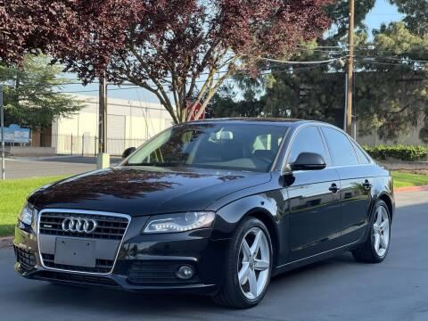 2009 Audi A4 for sale at AutoAffari LLC in Sacramento CA